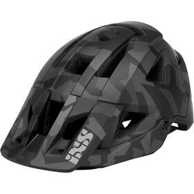 IXS Trigger AM MIPS Camo Helmet, negro